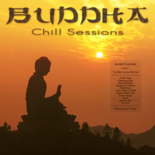 Various The Buddha Club Vol.1 Asian Flavored Ambient and Chillout Moods