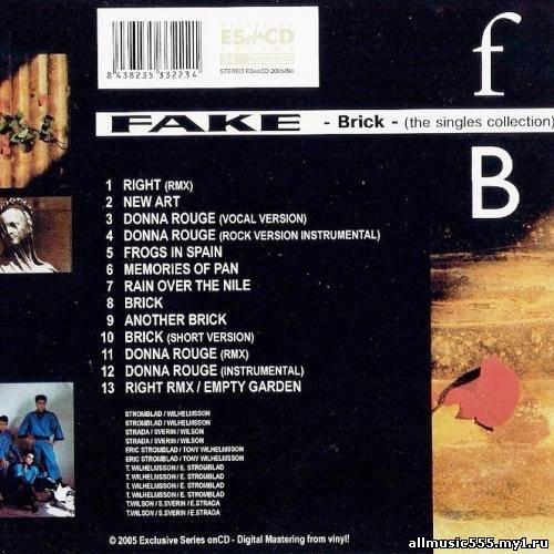 Fake Donna Rouge Vocal Version
